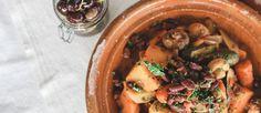 Chunky Moroccan Veggie Tagine