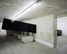 the boros collection: converted air raid bunker Bunker, Berlin, Air Raid, Museum, Reinforced Concrete, Environmental Graphics, Exhibition Space, Light Installation, Interior Architecture