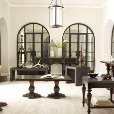 Bernhardt hospitality - reception feel ex. Decor, World Decor, Bernhardt Furniture, House Interior, Home, Room, Living Room, Home Decor Furniture, Furniture