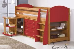 cabin beds - Google Search