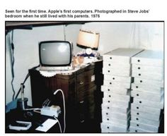 Apples first home computer...