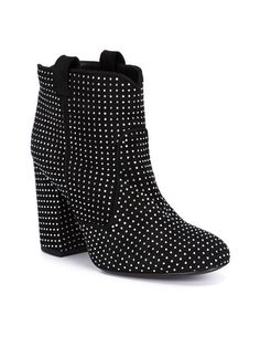 'Pete' studded boots