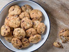מתכון: עוגיות שוקולד צ'יפס פרווה