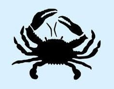 picture about Crab Stencil Printable identify totally free printable crab stencils - Google Glance lobster