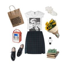 """""""Untitled #38"""" by kittymaid ❤ liked on Polyvore featuring Dot & Bo, John Lewis and Daniel Wellington"""
