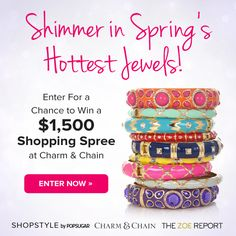 Brace Yourself For the Ultimate Jewelry Giveaway