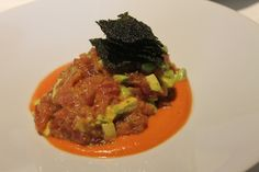 Well-living blog: tuna tartare