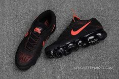 Cheap Nike Air Vapormax Flyknit Black University Red 2018 New Year Deals Air Force 1, Nike Air Force, Men's Outfits, Casual Outfits, Nike Basketball Shoes, Nike Shoes, New Year Deals, Sale Sale, Nike Air Vapormax