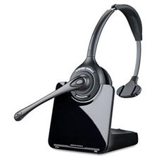 Protect your shoulders and neck and work hands free and comfortable with Plantronics CS510 Monaural Over-the-Head Wireless Headset, $324.95 (http://www.ergoprise.com/cs510-monaural-over-the-head-wireless-headset/)Ergoprise Ergonomic Store -