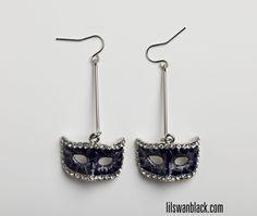 Masquerade Ball Earrings
