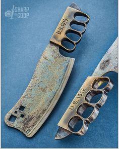 Michael Zieba knives