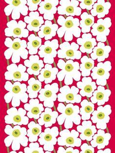 Marimekko fabric Pieni Unikko patterned 310 | Marimekko Fabric | Shannon Furniture