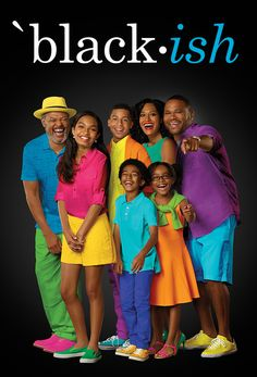 Black-ish, 2014 // As much as I liked early episodes and Anthony Anderson & Laurence Fishburn, it didn't click for me.