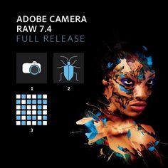 Adobe Camera Raw 7.4 disponible