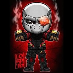 Deadshot by Lord Mesa  #lordmesaart #clipstudiopaintpro