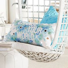 Kelly Slater Change Your World Pillow Cover #pbteen