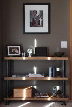 LVL shelf
