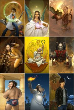 egyptian gods and goddesses anime   Egyptian Gods - The Kane Chronicles-- so I didn't draw these but I love the Kane Chronicles..... so yeah.