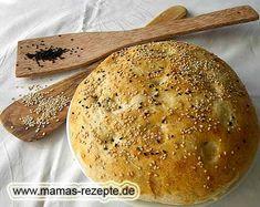Fladenbrot Türkische Art | Mamas Rezepte - Alle Rezepte mit Bild und Kalorienangaben
