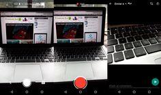 Lee La nueva interfaz de cámara de WhatsApp, ya disponible en la 2.16.5
