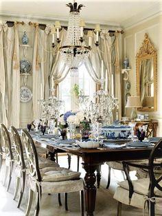 Design Lounge, Dining Room Design, Dining Area, Kitchen Design, Elegant Dining Room, Beautiful Dining Rooms, Home Design, Design Ideas, Design Inspiration