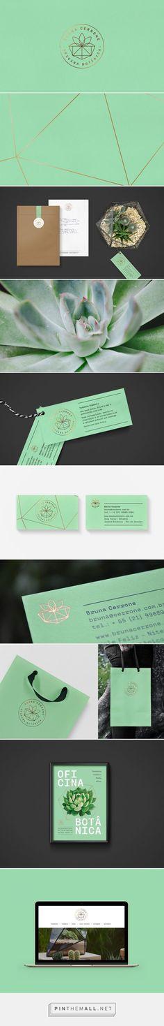 Oficina Botânica Botanical Shop Branding by Estudio Insolito | Fivestar Branding Agency – Design and Branding Agency & Curated Inspiration Gallery