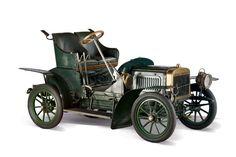 Laurin & Klement voiturette B, 190
