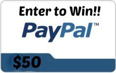 $50 PayPal Cash