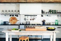 A great, open kitchen