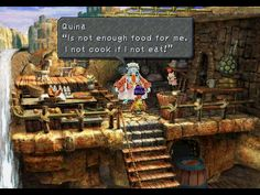 19 Best Quina Quen Images Final Fantasy Ix Video Game Video Games