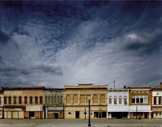 Vanishing America - The End of Main Street Diners, Drive-Ins, Donut Shops, and Other Everyday Monuments: Michael Eastman Abandoned Cities, Abandoned Film, Southern Illinois, Road Trip Usa, Ghost Towns, Cairo, Main Street, Small Towns, So Little Time