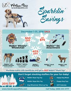 Handicapped Pets - On Sale Dog Wheelchair, Pet Products, Dog Love, Sale Items, Wheels, Pets, Phone, Happy, Christmas