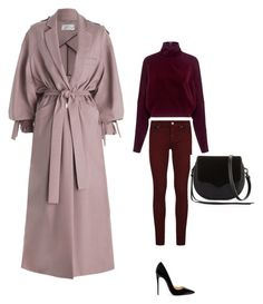 """""""Untitled #200"""" by abarzani-1 ❤ liked on Polyvore featuring Zimmermann, McQ by Alexander McQueen, Paige Denim, Christian Louboutin and Rebecca Minkoff"""