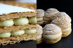 Recette creme patissière - Philippe Conticini - Pour Mille-feuille, choux à la crème, tarte aux fraises ...