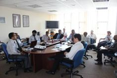 MMPRC holds a meeting with the Airlines