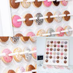 Donuts, Wall