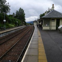 Glenfinnan Station by Nick Bramhall, via Flickr