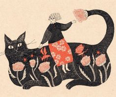 Surreal illustrations by Sanae Sugimoto