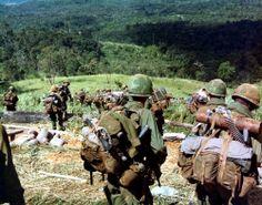 Assault on Hill 875, November 1967 - Vietnam War