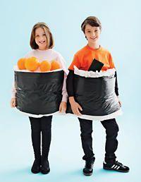 Salt and Pepper Costume - Goldfish Costume for Kids