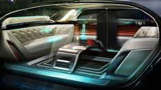 The luxury autonomous vehicle of the future   , - ,   Luxury car manuf...