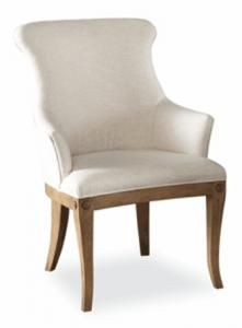 Hickory White - 631-65 Upholstered Arm Chair