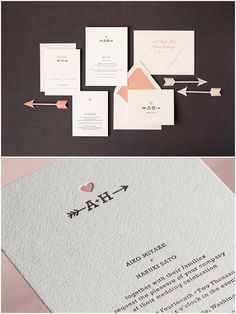 Boho Loves: Minted Wedding Stationery PLUS Win $150 off Your Order Anywhere in The World