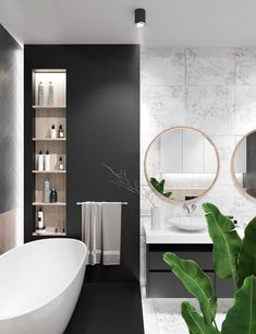 If you like minimalist and modern items and enjoy to keep current with the styles of the moment, contemporary style catches your eye. #interiordesignexplained #contemporarydecor Hotel Bathroom Design, Chic Bathrooms, Bathroom Lighting, Home Remodeling, Home Projects, House Remodeling, House Projects, Home Repair