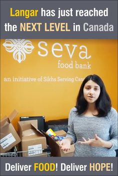 #BlessedtobeSikh Langar has just reached the NEXT LEVEL in Canada! Deliver FOOD! Deliver HOPE! The food bank, which provides culturally appropriate food to low-income families in Mississauga, launched home deliver pilot program in July. The new service is expected to be fully operational in December. Read More http://barusahib.org/…/langar-has-just-reached-the-next-le…/ Share & Spread to appreciate!