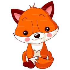 Baby Fox Clipart Baby Fox130427 Jpg