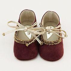Baby Girl Shoes Baby Booties Baby Shoes Baby Shower Gift door Vibys
