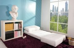 Die besten 25+ Bettsessel Ideen auf Pinterest   Schlafsessel ...