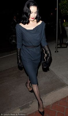 Dita Von Teese: Style Over Time - Glamour Goddess - Sky Living HD