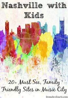 Exciting Things To Do In Nashville On A Family Vacation Nashville - 11 things to see and do in nashville